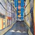 Beaubourg Side Street