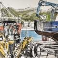 Boatyard Study
